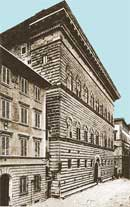 The Strozzi Palace, Florence