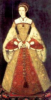 Women s renaissance costume in the times of henry viii