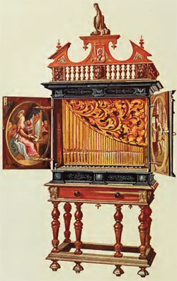 this instrument which was very popular during the renaissance